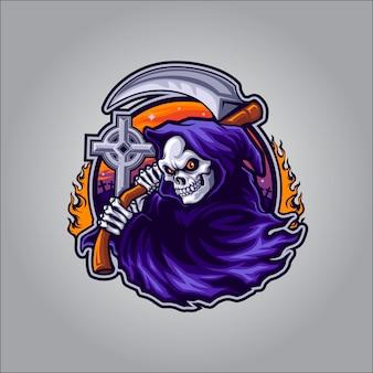 Смерть с косой