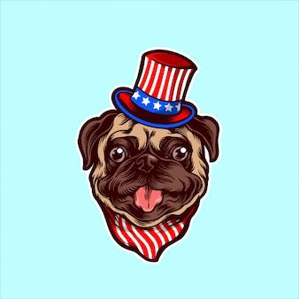 Американский мопс