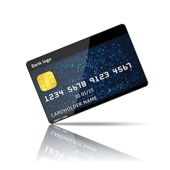 Значок кредитной картыв первый раз
