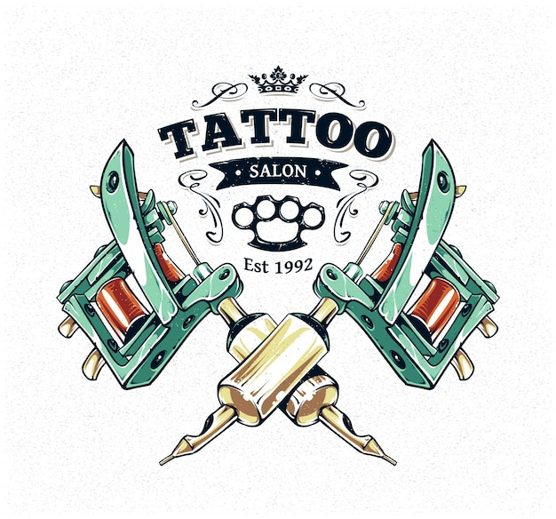 Дизайн татуировки
