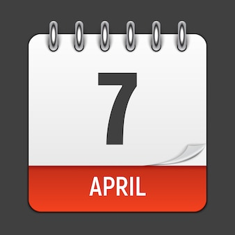 Ежедневник мартовского календаря