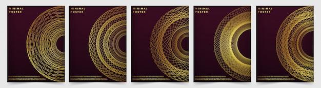 Современный вектор шаблон брошюры листовка листовка реклама обложка каталога журнала или годовой отчет.