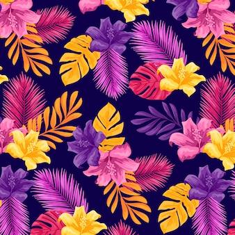 熱帯のパターン