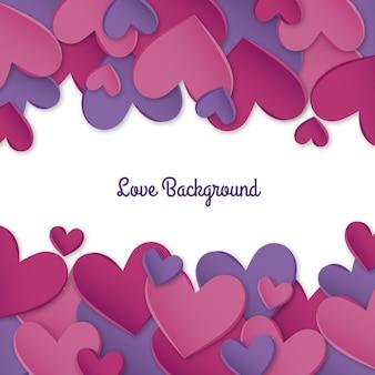 Любовный фон
