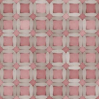 舗装のシームレスなパターン。敷石のテクスチャ