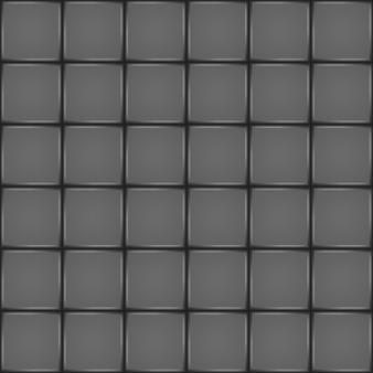 暗いセラミックタイル。バスルームの壁または床のシームレスパターン