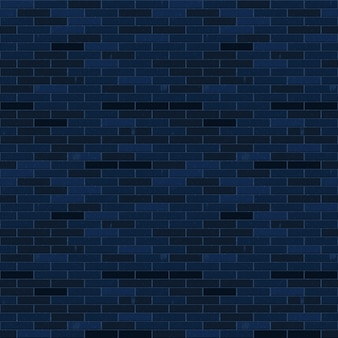 レンガの壁のシームレスパターン