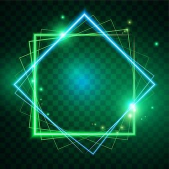 Эффект квадратного света