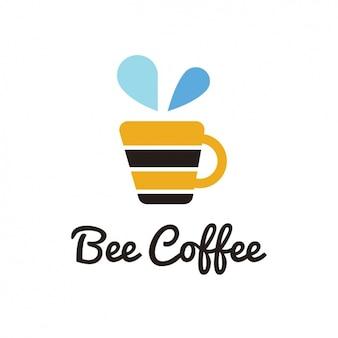 コーヒーのロゴテンプレート