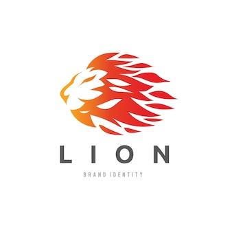 Логотип льва