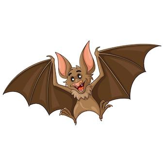 Мультфильм летучей мыши