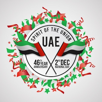 アラブ首長国連邦国民の日の背景