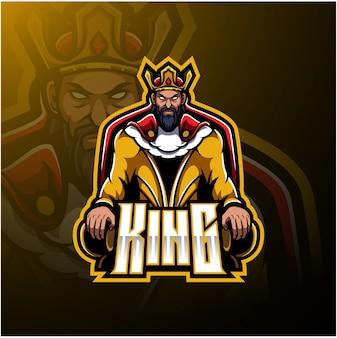 Король логотип