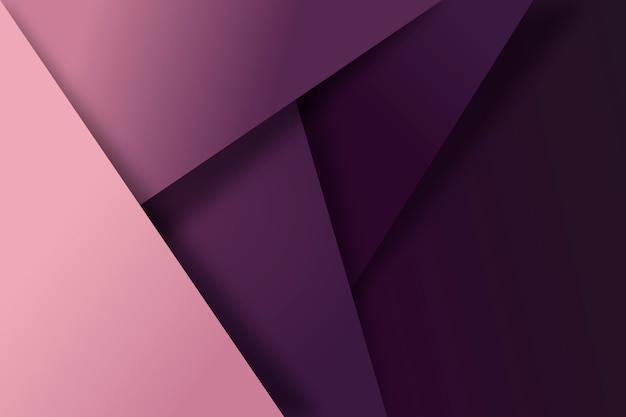Фиолетовый геометрический фон