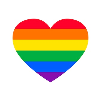 Квартира гей-прайда в форме сердца