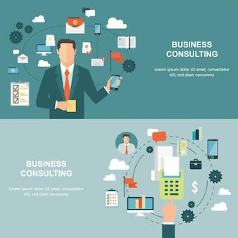 Дизайн бизнес фон
