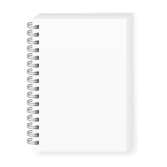 シルバースパイラルのノート。