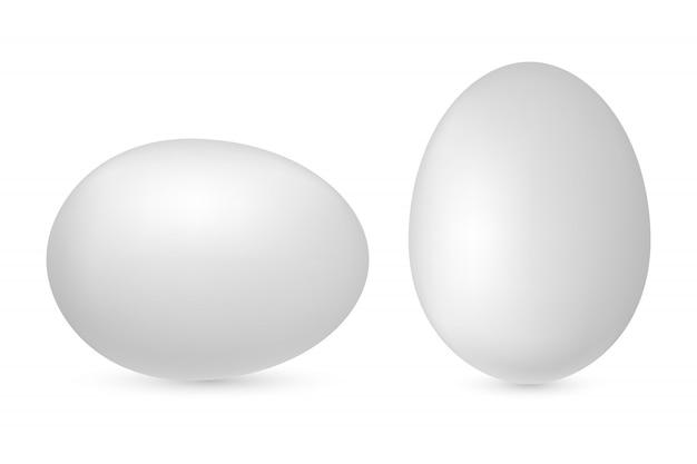 Белое яйцо