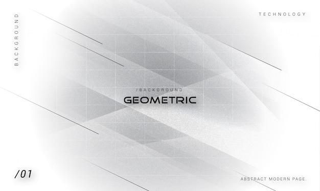 幾何学的な線を持つエレガントなテクスチャ背景