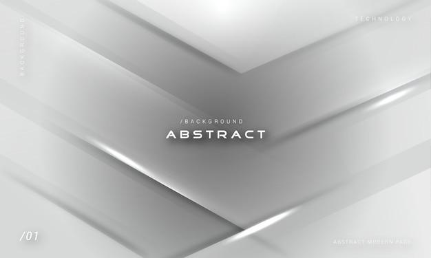 Современный футуристический монохромный геометрический фон