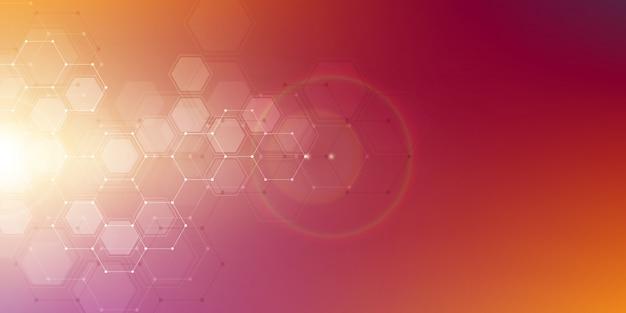 分子構造の背景