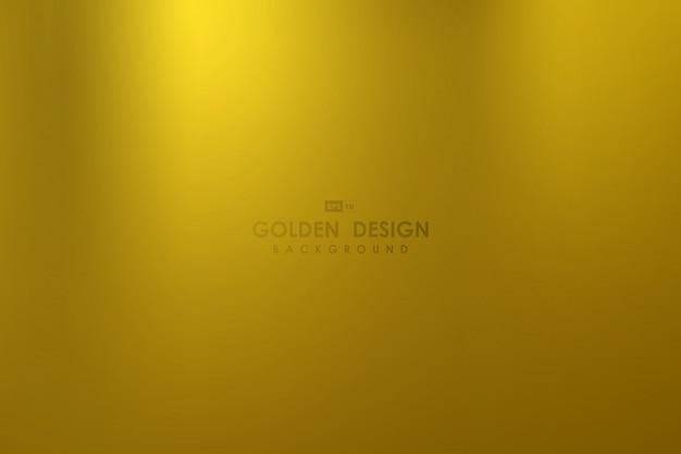 抽象的な現実的なゴールデンメッシュデザインの背景。