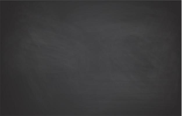 黒い黒板背景。