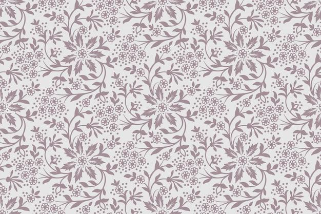 Цветок бесшовный фон фон. элегантная текстура для фона.