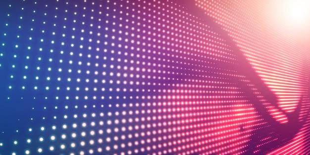 Абстрактный фон полутонов с блестящим светом