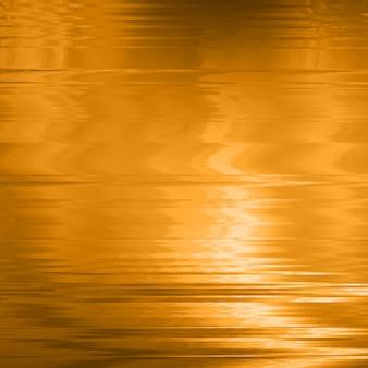 抽象的なオレンジのグリッチの背景