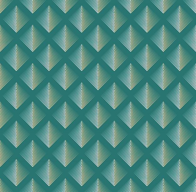 シームレスな抽象幾何学的背景