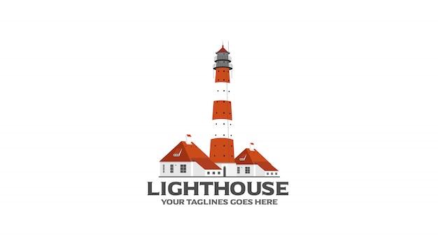 灯台のロゴ