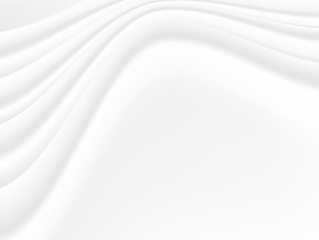 抽象的な背景の白とグレーのトーン