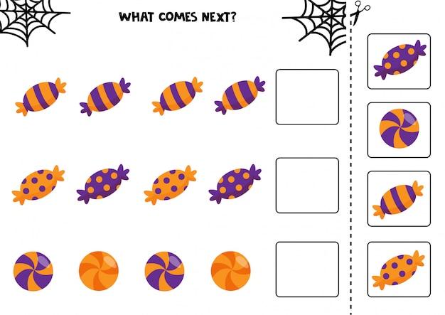 Учебный лист для дошкольников.