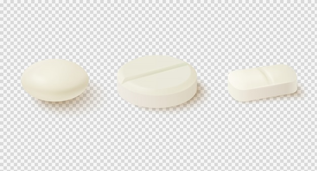 現実的な医療薬