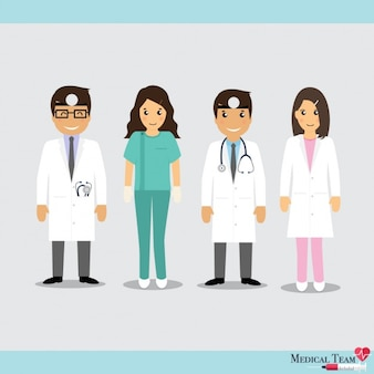 医療チームの設計