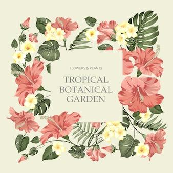 中央の熱帯植物園にサインインします。