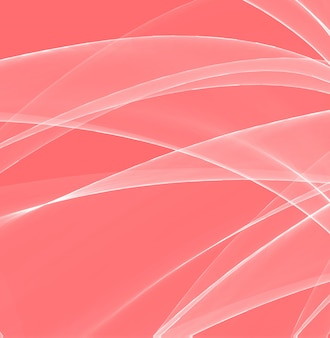 Потрясающие белые линии на розовом фоне.