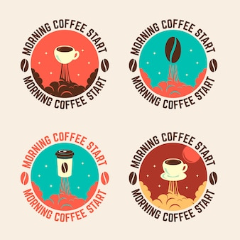 朝のコーヒースタート