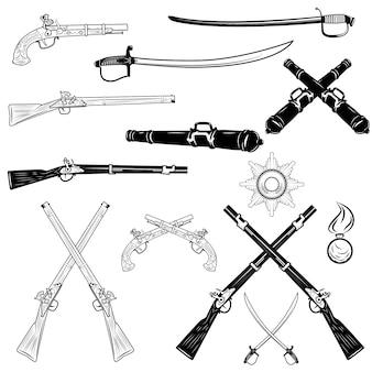 Древнее оружие