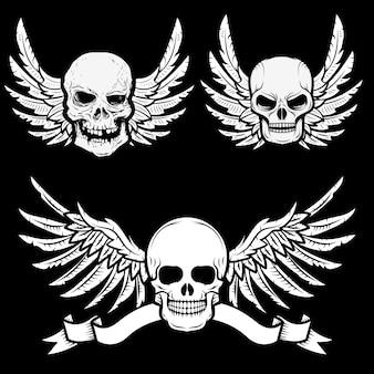 Байкерские логотипы