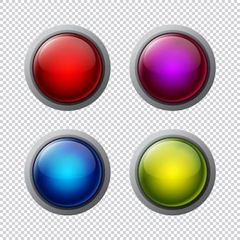 Большие кнопки