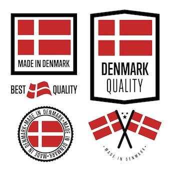 デンマーク製ラベルセット