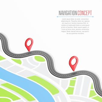Навигация с помощью контактного указателя