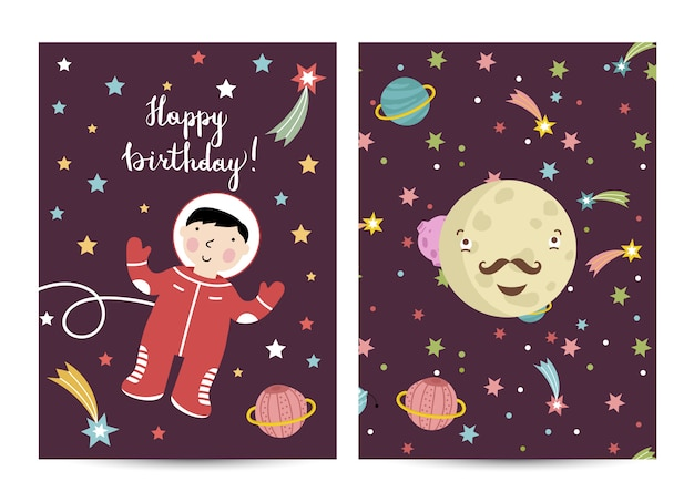 Приглашение на детский костюмированный день рождения