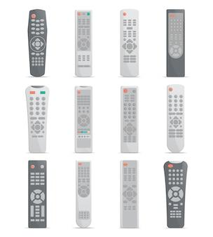 テレビまたはメディアセンター用のリモコンセット