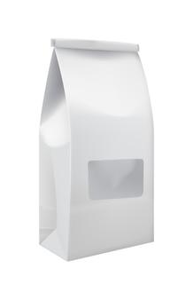 窓付きクラフト紙袋