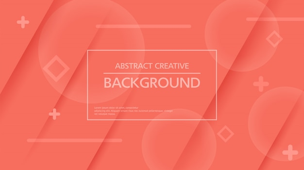 Веб-дизайн фона в абстракции