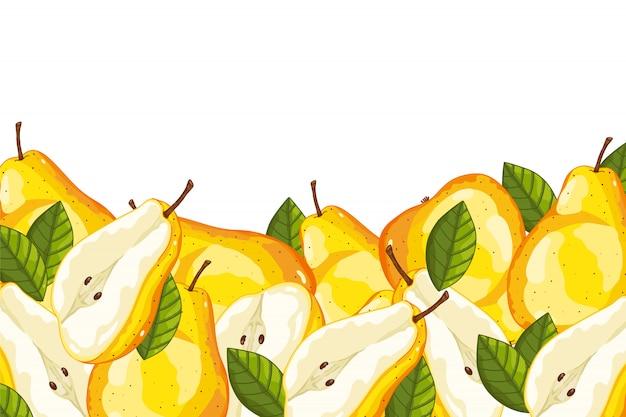 分離された桃の組成