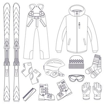 Кататься на лыжах. экстремальные зимние виды спорта.